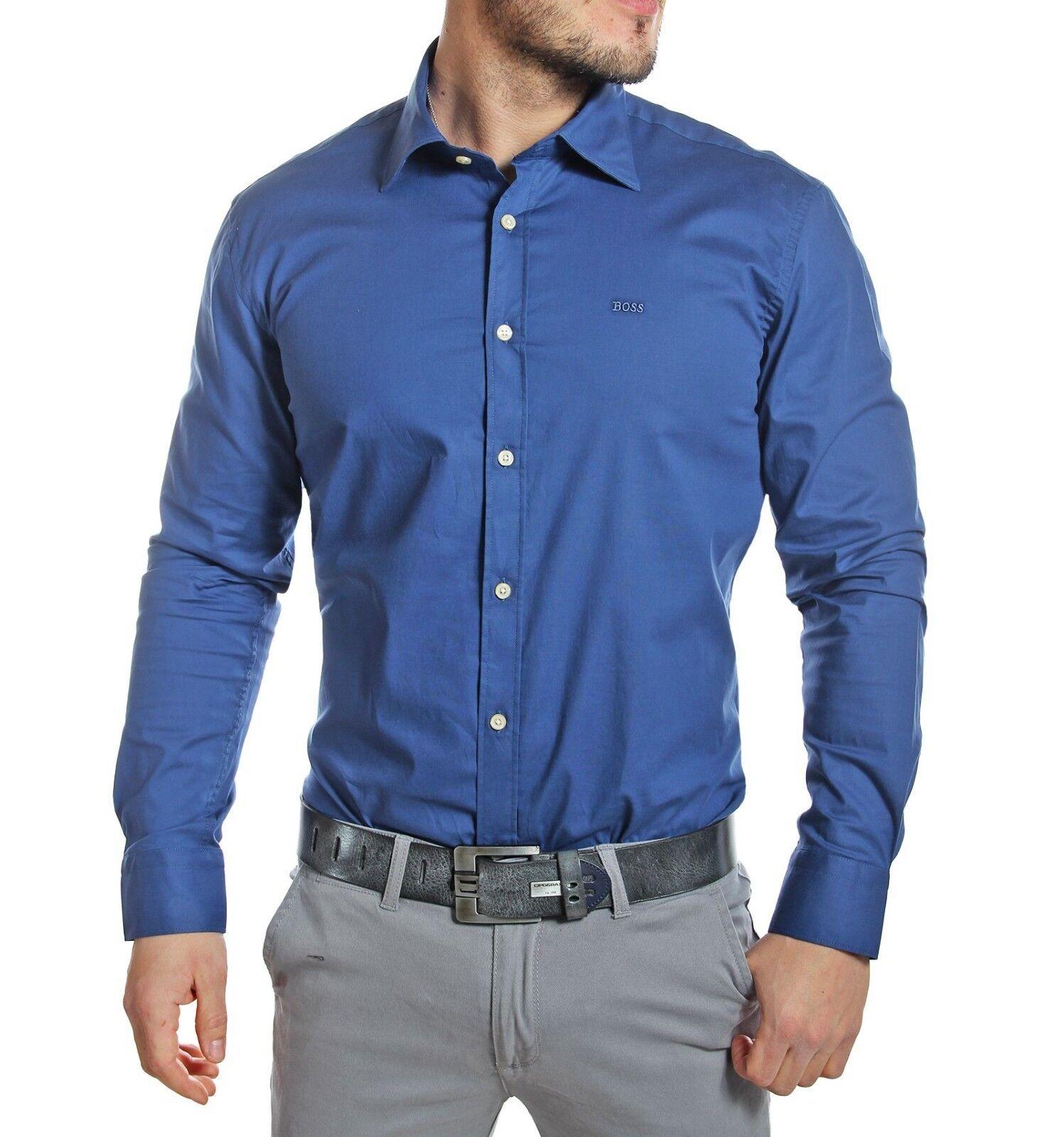 Indigo (Dress Shirt)
