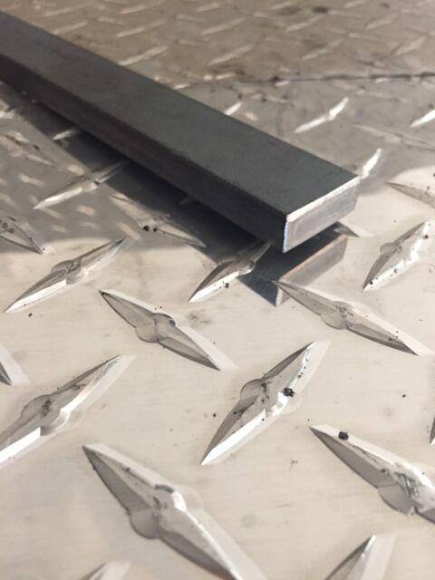 "3//8/"" x 5/"" A36 Hot Rolled Steel Flat Bar x 18/"" Long"
