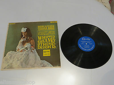 Herb Alpert & the Tijuana Brass Whipped Cream & SV 1758 LP Album Record vinyl *^