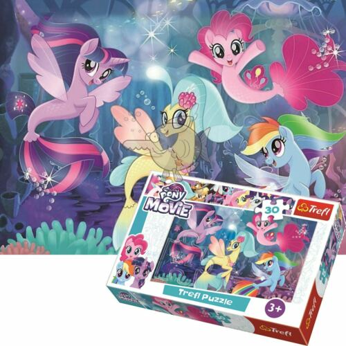 Trefl Little pony Movie 30 Piece Jigsaw Puzzle pour enfants de rejoindre le plaisir