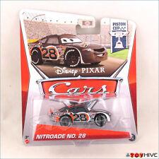 Disney Pixar Cars Piston Cup Racer Nitroade No. 28 - 2013 Mattel diecast