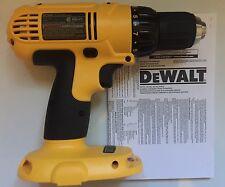 """DEWALT DC970 DC970B 18V 18 Volt Compact Cordless 1/2"""" Drill Driver"""