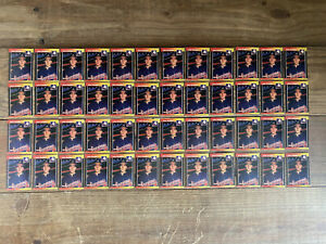 (48) John Smoltz 1989 Donruss #642 Rookie Cards Atlanta Braves NrMT+ Lot