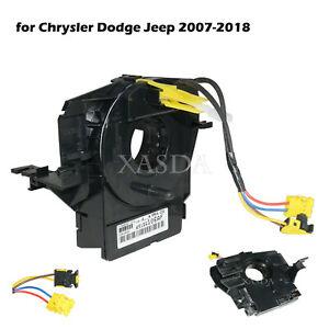 Airbag Steering Wheel Clockspring Sensor For Chrysler Jeep Dodge 07-18 5156106AG