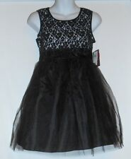 Disorderly kids dresses plus sizes