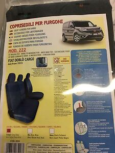 FODERE-COPRISEDILI-FIAT-DOBLO-CARGO-2013-gt-3-POSTI-BY-ERNEST-MADE-IN-ITALY