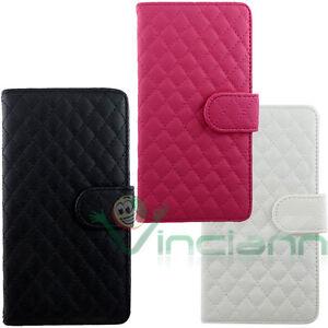 Custodia-booklet-TRAPUNTATA-per-Samsung-Galaxy-Note-4-N910F-flip-cover-STAND