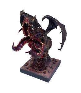 Pintado En Miniatura posee Dragon criatura Caster DND, Pathfiner RPG, Fantasía