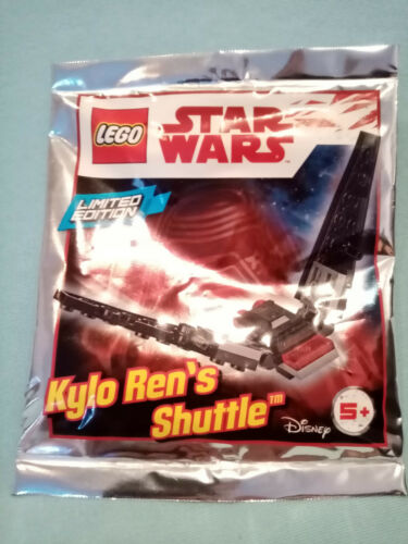 Lego STAR WARS Polybag Limited Edition Kylo Ren´s Shuttle 911831