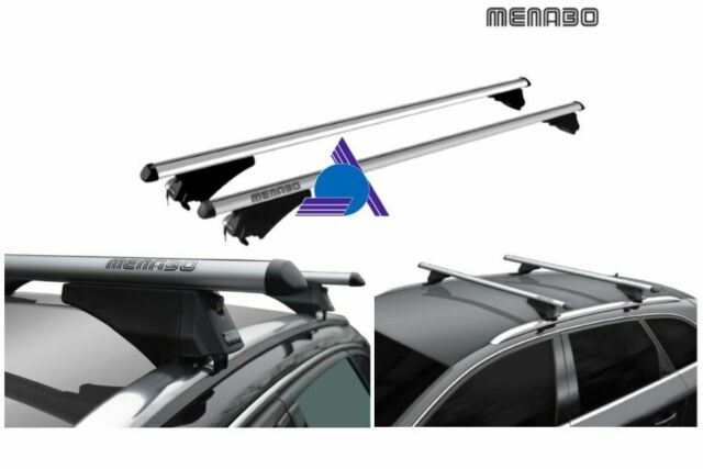 Bmw X3 E83 Suv 5 door 03-10 Summit roof bars for cars with running rails