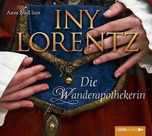INY-LORENTZ-DIE-WANDERAPOTHEKERIN-6-CD-NEW