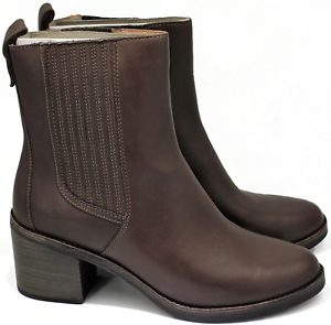 12212009c9a Details about UGG Camden Women's Ankle Boot - Leather - Chocolate - Size 11  - NEW Authentic