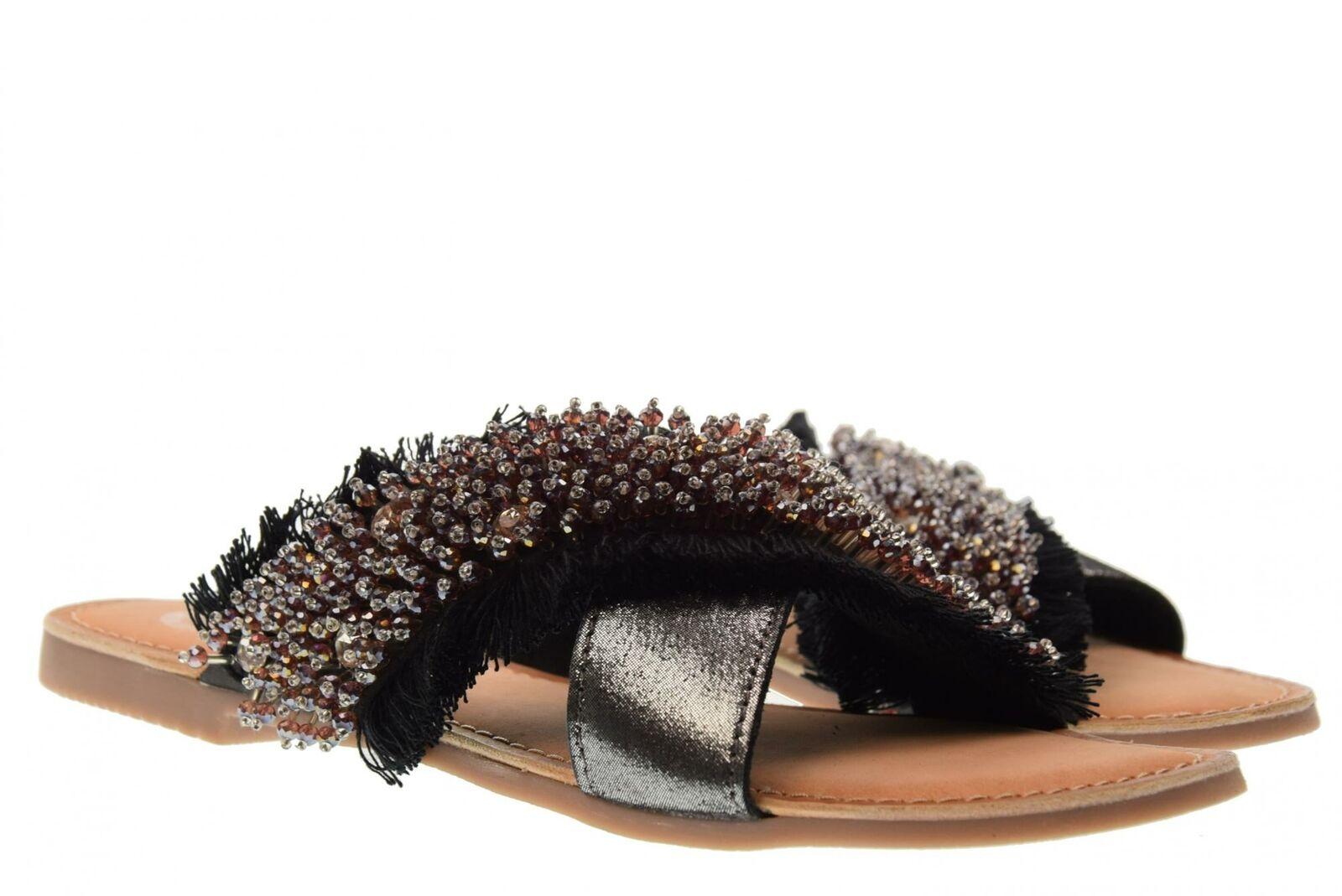 Zapatos De Mujer Baja Zapatillas gioseppo P18us 45307 Negro