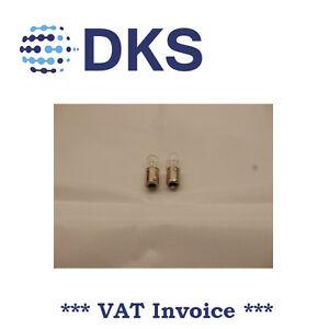 Miniature-Lamp-Light-Bulb-BA9s-130V-2-4W-QTY-2-000122