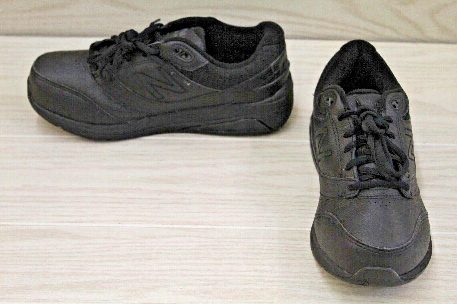 New Balance 928v3 WW928BK3 Chaussures de Marche, femme taille 6 2E, Noir
