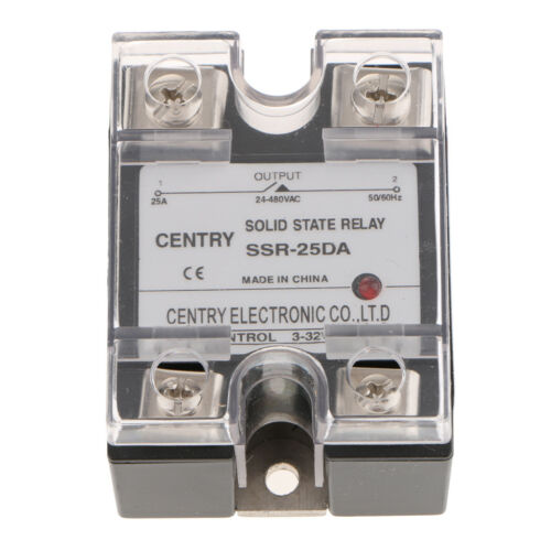 SSR 10A-60A Solid State Relay Rectifier Bridge Single Phase QLF 3 Phase SQLF
