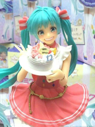Taito Hatsune Miku birthday Figure 2019 ver 18cm Sega Anime from JAPAN