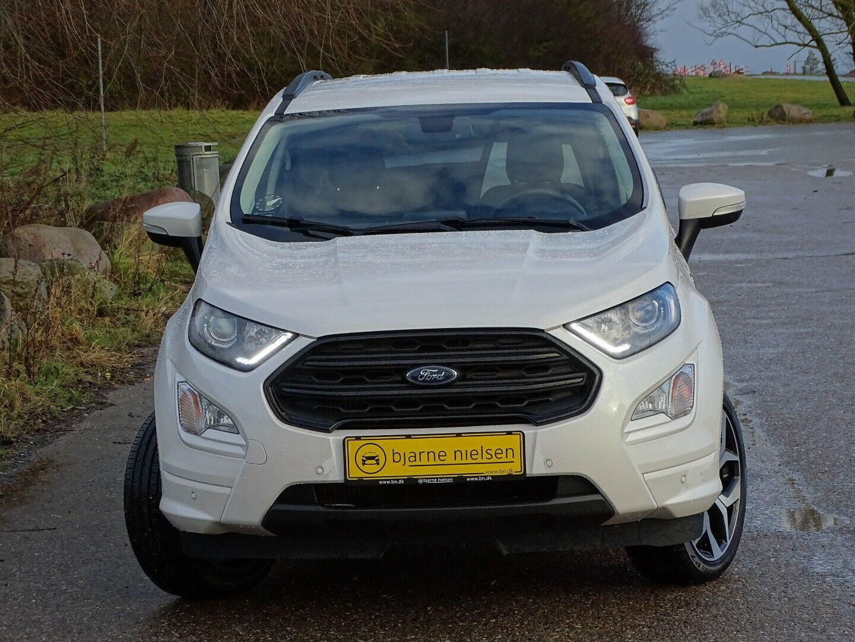 Ford EcoSport 1,0 SCTi 140 ST-Line Van - billede 2