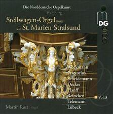 Norddeutsche Orgelkunst 3: Hamburg, New Music