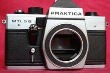 Praktica/Practica MTL5/5B SLR German 35mm film Camera M42
