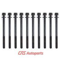 01-05 Honda Civic 1.7l Engine Cylinder Head Bolts D17a D17a1 D17a2 D17a6 D17a7 on sale