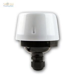 Daemmerungs-Schalter-034-DS-65-034-230V-10A-IP44-5-50-Lux-Daemmerungssensor-regulierbar