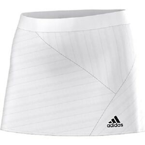 Adidas-Women-039-s-Core-Climalite-Skort-White-Running-Tennis-LARGE-NWT