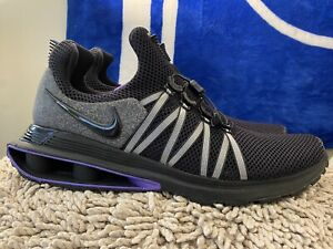 Details about Nike Shox Gravity, AR1999 005, Gray / Black, Mens Slip On  Running Shoes, Size 13