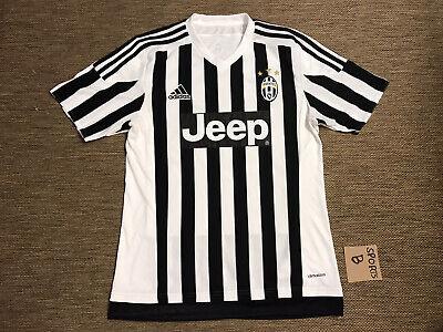 ⚽️ Men's Adult JUVENTUS FC JEEP ADIDAS Futbol FOOTBALL SOCCER JERSEY M Medium | eBay