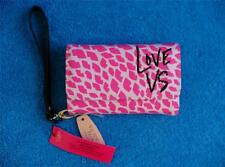 Victoria's Secret Brand iPhone 5 Pink Kisses Case Wristlet Purse w/Tags - New !