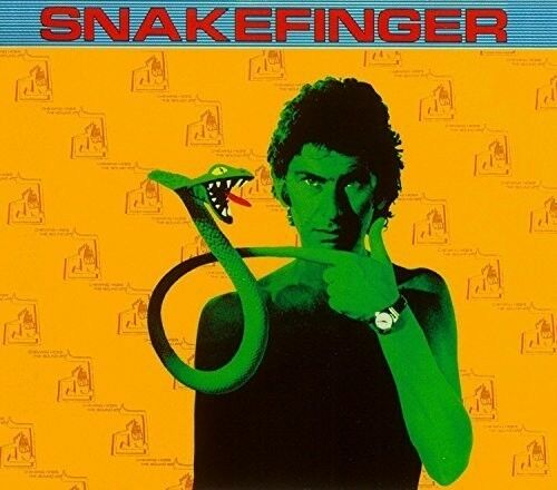 Snakefinger - Chewing Hides The Sound [New CD]