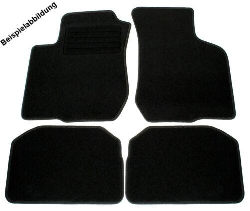 Velours Fußmatten Set für OPEL MANTA B 75-88 4-teilig Matten Autoteppiche