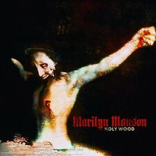 "MARILYN MANSON ""HOLY WOOD"" CD NEUWARE!!!!!!!!!!!"