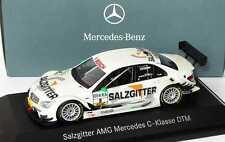1:43 Mercedes-Benz C-Klasse W204 DTM 2008 Salzgitter AMG Nr 5 Jamie Green - OEM