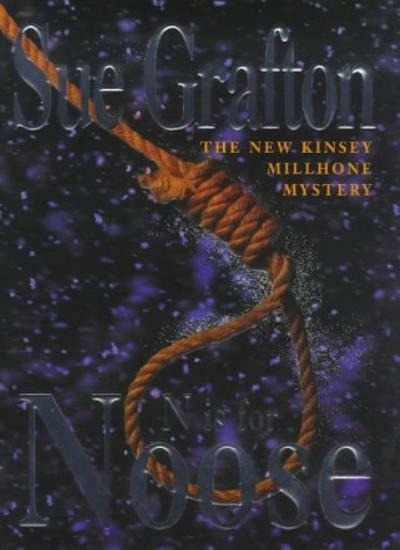 N is for Noose By Sue Grafton. 9780333669822