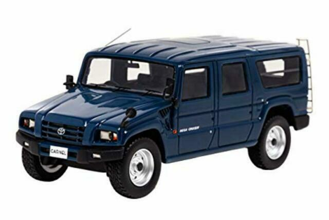 CARNEL 1//43 Toyota Mega Cruiser 1996 Dark Blue CN439603 w// Tracking NEW