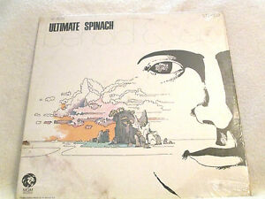 Ultimate Spinach Behold Amp See Org 1968 Hippie Psych Mind