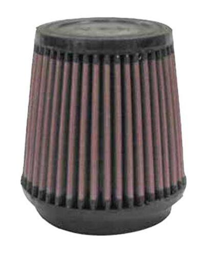 "K/&N Filters RU-2790 Universal Cone Air Filter 3.5/"" Inlet//4.5/"" Long//4.6/"" Diameter"