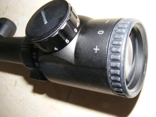 Softair Sportschütze Zielfernrohr für Luftgewehr 6-24x50 Leuchtabsehen NEU
