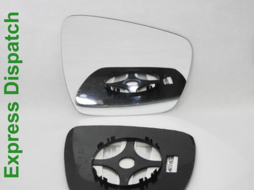 Wing Mirror Glass for RENAULT KADJAR 2015-2018 Convex Heated Right //K027