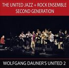 Wolfgang Dauner's United 2 by Second Generation/The United Jazz + Rock Ensemble (CD, Apr-2012, Timba)