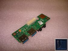 ASUS N76 N76V N76VJ Dual USB Audio Port IO Board N0CY1314BO000472