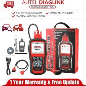 Autel-Diaglink-Car-Auto-Fault-Code-Reader-Tool-OBD2-EOBD-OBDII-Car-Engine-ABS