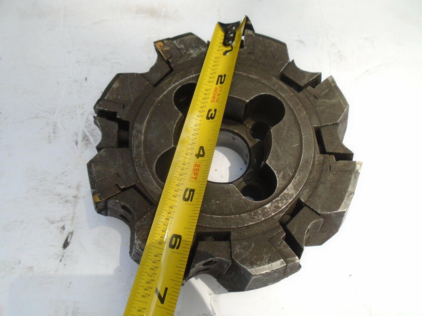 Right Hand Cut Sandvik Coromant 2F340-1200-100CSC 1745 U-Max Square Shoulder Milling Cutter iLock Interface
