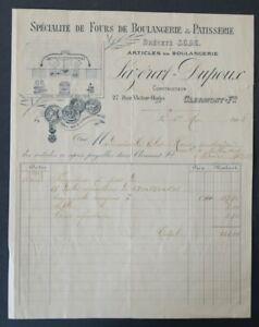 Facture-1908-LAZERAT-DUPOUX-Boulangerie-Patisserie-belle-entete-illustree-23