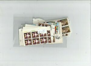CHRISTMAS UNITED STATES STAMPS: 25% DISCOUNT TO FACE VALUE: ENOUGH FOR 40 CARDS