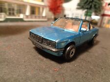 MATCHBOX   BMW 323i CABRIOLET, METALLIC BLUE   1:64 SCALE DIE-CAST  5-14-14