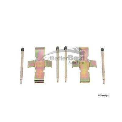 New OPparts Disc Brake Hardware Kit Front 13411 for Mitsubishi Lancer Mirage