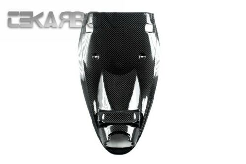 XB12R Carbon Fiber Under Tail Fairing Buell XB9R 2x2 twill weave