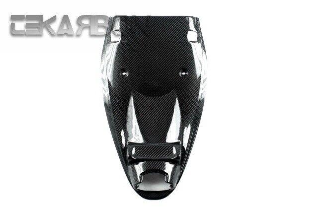 Buell XB9R / XB12R XB 9R 12R Carbon Fiber Under Tail Fairing - 2x2 Twill  Weaves